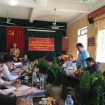 Thầy Phan Kim Khánh-Phó trưởng phòng phát biểu- Phát biểu