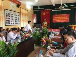 Thầy Trần Văn Hinh- Phó trưởng phòng chỉ đạo