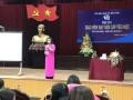 Đ C Đoàn Thị Huệ tham gia hội thi GVG cấp tỉnh